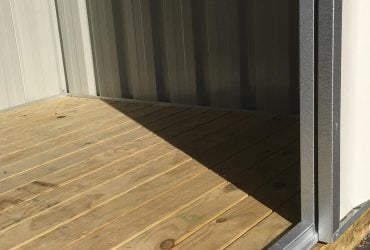 timber wood flooring by shed quarters