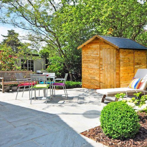 cedar storage by shed quarters